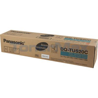 PANASONIC DP-C263 TONER CART CYAN